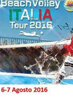 Beach Volley Italia Tour a Cagliari !!!